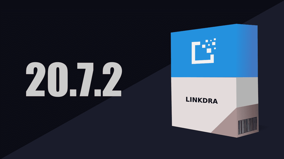 Product Release 20.7.2